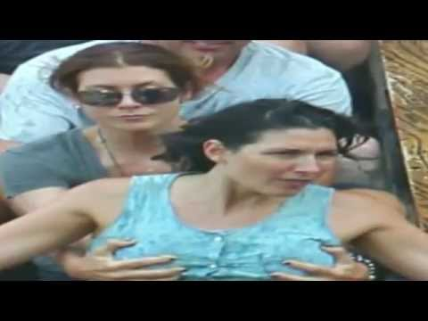 Las actrices con un pequeño pecho rossii