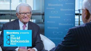 Famed Investor Charles Schwab on The David Rubenstein Show