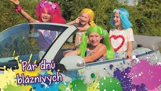LOLLIPOPZ - Pár dnů bláznivých (music video)