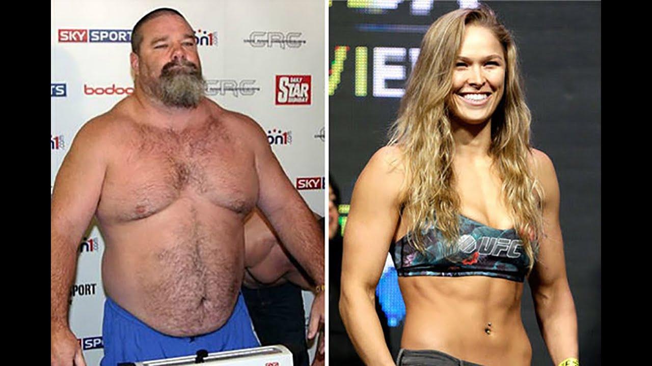 Ex-UFC Fighter Tank Abbott Challenges Ronda Rousey thumbnail
