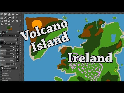 Youtube Map Of Ireland.Rtgame Is Making Map For Tropico 6 Tropico 6 Generelle Diskusjoner
