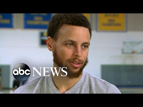 Steph Curry on his relationship with Lebron, Obama and being called 'soft'