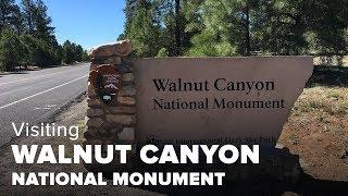 Walnut Canyon National Monument, Grand Canyon National Park