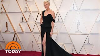 Who Dazzled On Oscars Red Carpet: Charlize Theron, Renee Zellweger, More | TODAY