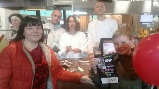 Влог! Автограф сессия с группой АЁВА IOWA