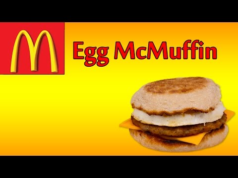 ♦ McDonalds Egg McMuffin ♦ The Fast Food Review ♦