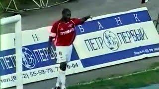 Факел (Воронеж, Россия) - СПАРТАК 0:5, Чемпионат России - 2001