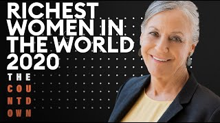 5 Richest Women In The World   The Countdown   Forbes