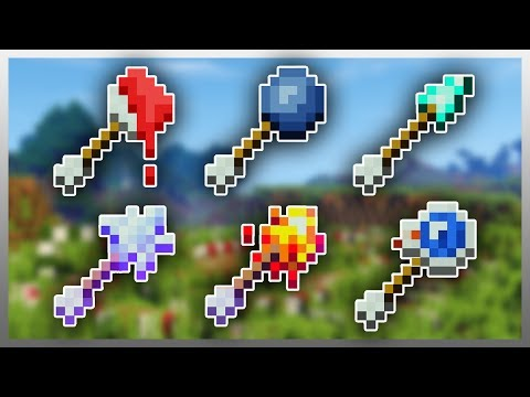✔️ NEVER Before Seen ARROWS in Minecraft! (Create EXPLOSIONS)