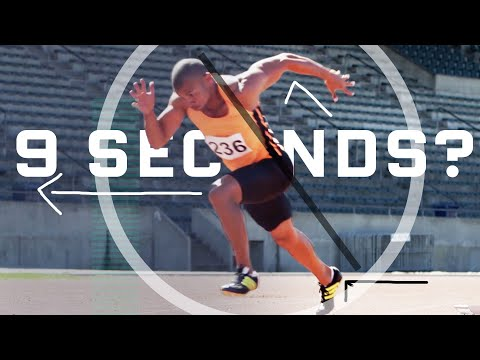 Why It's Almost Impossible to Run 100 Meters In 9 Seconds | WIRED