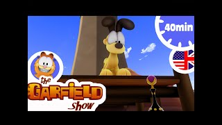 THE GARFIELD SHOW - 40 min - New Compilation #23