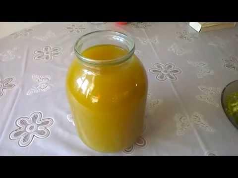 Маска для лица с лимоном и медом от пигментных пятен