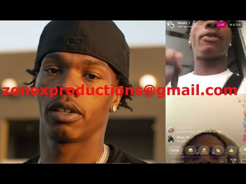 Atlanta Rapper Lil Baby WARNS 21 Savage sayin crips run ATL\