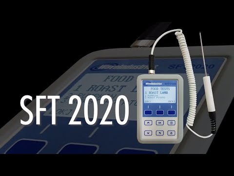 Wave Industries | Food Temperature Probe | SFT2020