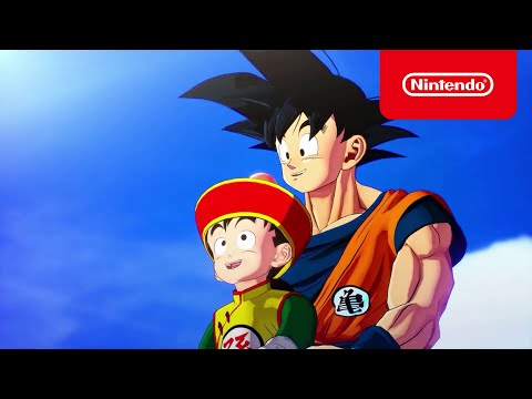 Kakarot + A New Power Awakens Set - Bande-annonce (Nintendo Switch) de Dragon Ball Z: Kakarot