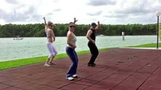 Merengue CARDIO FITNESS, Workout 1, StepFlix Lessons by StepFlix
