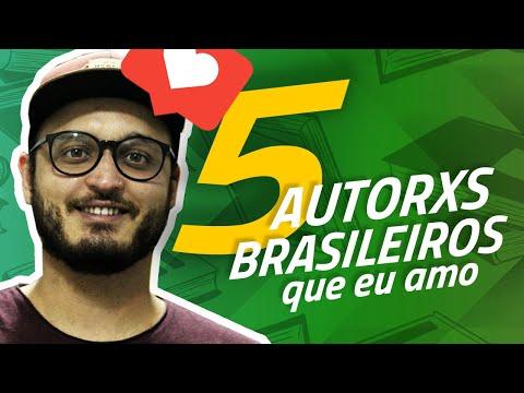 5 AUTORXS BRASILEIROS QUE EU AMO   Menino Que Lê