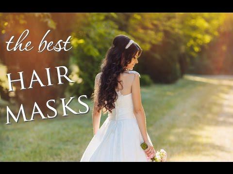 Лучшие Маски Для Волос Дорогие и Бюджетные ✩ Мой Уход за Волосами часть 1 #Tattocika