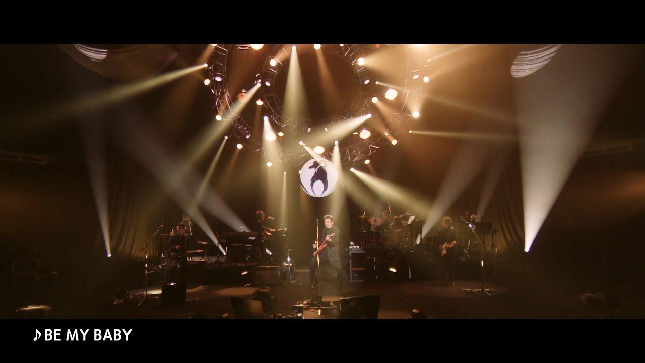 """布袋寅泰 / HOTEI「BE MY BABY」from『40th ANNIVERSARY Live """"Message from Budokan""""』-teaser#1-"""