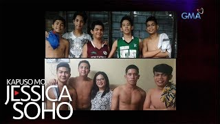 Kapuso Mo, Jessica Soho: Beki basketball player, kilalanin!