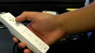 Wii How to Sync Your Wii Mote