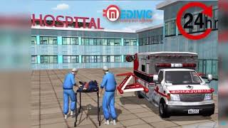 Book Medivic Ground Ambulance in Delhi with Extraordinary Cure