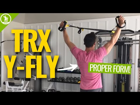 TRX Y Fly — Exercise Video Tutorial