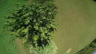 Slow Rates in Crazy Wind - FPV Freestyle ????