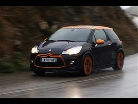 Citroen DS3 Racing video review