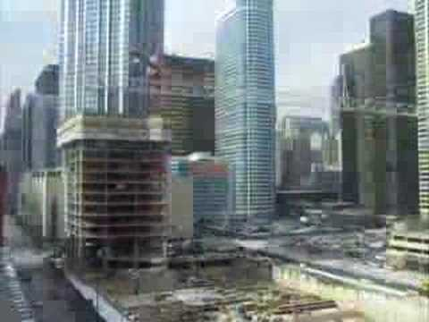 Watch the construction of ParkView high-rise in Streeterville on YouTube