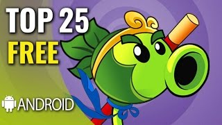 Top 25 Free Modern Android Games | HD
