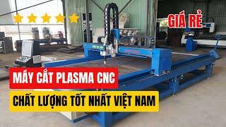 Gia công Plasma CNC