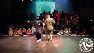 Judge/DJ Showcase:Link, Caleaf, & Buddha Stretch|Versa-Style's 10 Year Anniversary Festival 2015