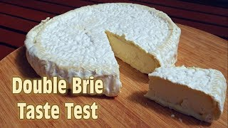 Double Brie Taste Test - Baby, Mama, And Papa Brie