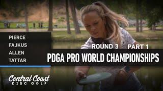 2021 World Championships - R3F9 - Pierce, Fajkus, Allen, Tattar