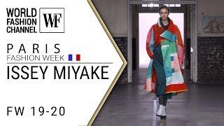 Issey Miyake Fall-winter 19-20 Paris Fashion Week