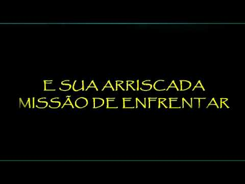 Book trailer: O Erro - As aventuras do Caça Feitiço