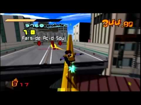 Jet Grind Radio Walkthrough P1 By Vash12349 Game Video Walkthroughs