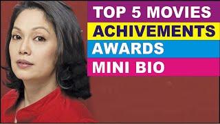 Award-Winning Actress ♥ Maricel Soriano ♥ Mini-Bio ♥ Career Achievements & Awards ♥ Top Rated Movies
