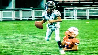 10U Fairburn Flames Vs Smyrna Seahawks Youth Football