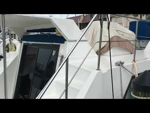 Harbor Master 400 Pilothouse Motoryacht video