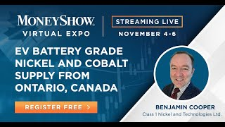 EV Battery Grade Nickel and Cobalt Supply from Ontario, Canada