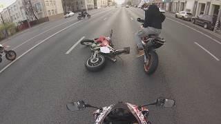 Вилли на 12 часов, перевилил, Москва, Ленинский проспект. Стант.