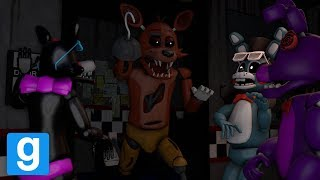 THIS VIDEO IS FULL OF BOOPS [Fnaf Gmod]