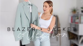 BLAZER + JACKETS YOU NEED IN YOUR SPRING WARDROBE! | Spring 2020 | Zara, Topshop, PLT, H&M And More!