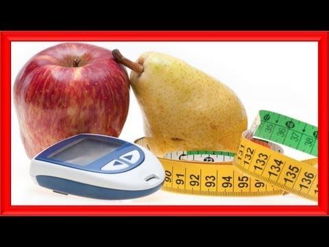 Tabla de calorías para los diabéticos