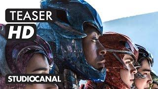 Trailer of Power Rangers (2017)