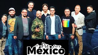 Pre show De Pie Por México