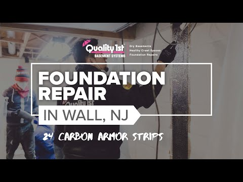 Carbon Armor Installed In Wall, NJ