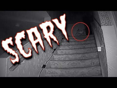 Ghosts Caught On Camera?!